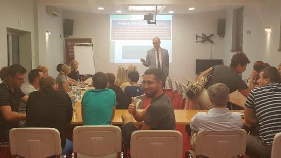 organizacja szkolen, konferencja pedagogiczna