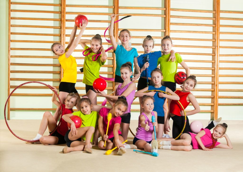 balet, gimnastyka, taniec, jazda konna